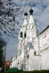 Свято-Троицкий Новодевичий монастырь в Муроме
