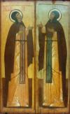 Свято-Троицкий Новодевичий монастырь в Муроме. Петр и Феврония